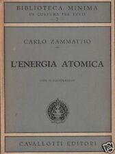FISICA NUCLEARE_ENERGIA ATOMICA_RADIAZIONI_TRASMUTAZIONI_LUCE STELLARE_1946