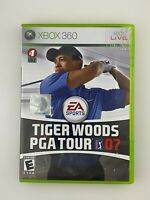 Tiger Woods PGA Tour 07 - Xbox 360 Game - Complete & Tested