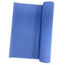 Blue Roll MATS Foam Rubber Anti-Slip Shelf Box Drawer Liner Mat for Kitchen