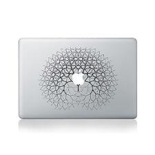 Fractal Árbol Pegatina de vinilo Macbook Pegatina/macbook/laptop Pegatina/Vinilo..