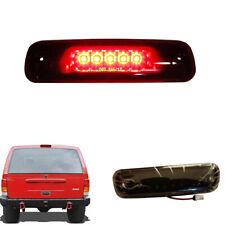 Smoke LED 3rd Third Brake Light Rear Stop Lamp for 97-01 Cherokee XJ 2.5L/4.0L