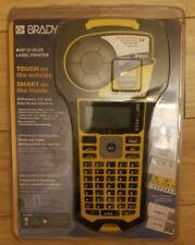 Brady Portable Label Printer Bmp 21 Plus Brand New Factory Sealed Fast Free Ship