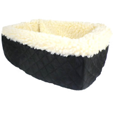 Brand New Small Snoozer Console Lookout Car Seat Dog Cat Barriers, Black