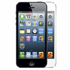 Apple iPhone 5 16GB / 32GB / 64GB - Factory Unlocked - AT&T - T-Mobile - Sprint