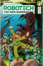 Robotech: the New Generation # 9 (estados unidos, 1986)