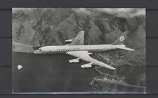 Postcard 1 - Aircraft/Aviation Real Photo KLM Douglas DC-8