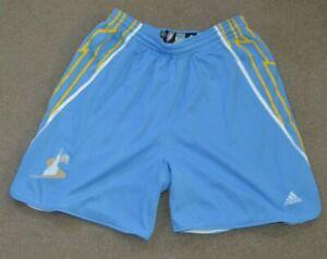 Chicago Sky WNBA Authentic adidas Game Worn Shorts Pro Cut Medium