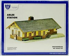NEW IHC HO Scale ARLEE STATION #7761 Model Kit *Ships Quick*