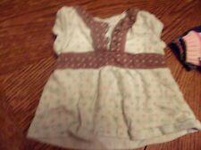 #Infant Girl Sonoma Shirt 3-6 Months