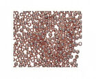 2mm Round Copper Genuine Real Beads USA Made Tiny (Qty=488). uBeads