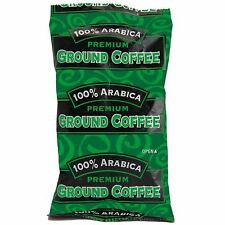 100% Arabica Coffee  Fresh Big Bulk Party Size Decaf Blend  15 Oz  63 Ct Packets