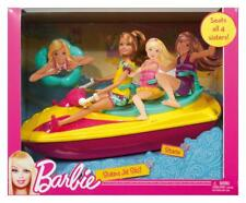 Barbie Hermanas Muñeca Stacie Onda Ride Plus-Jet Ski & Tubo puede sostener todas las 4 hermanas