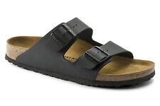 Birkenstock Arizona in Black (Art:051791) - Cork Sandals