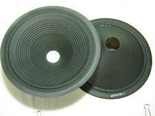 """Pr. 12"""" Paper Speaker Cones -- Recone Parts -- 4512135-1"""