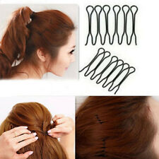 4PC Women Lady New Styling Hair Clip Stick Bun Maker Hair Accessories Braid Tool