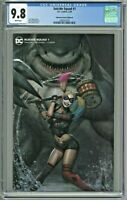 Suicide Squad #1 CGC 9.8 Unknown Comics Edition B Ryan Brown Variant Cover 600