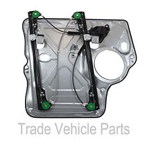 Vw Transporter T5 2003-2012 Electric Window Regulator Driver Side With Panel New