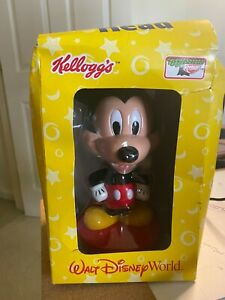Mickey Mouse Kelloggs Bobble Head