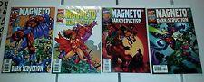 XMEN Magneto: Dark Seduction #1-4 VF/NM complete series - avengers - x-men