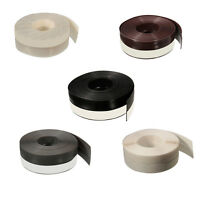 5M Self-adhesive Draught Excluder Strip Window Door Seal Weather Tape Rubber PK