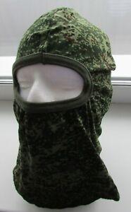 Genuine Russian Balaclava Uniform VKBO Green Face Mask Camouflage Army Military