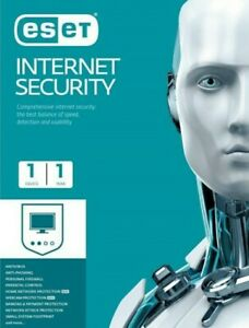 ESET Internet Security License -  Key is E-Mailed