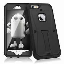 Armor HEAVY DUTY TOUGH Rugged Case KickStand Cover For Samsung Galaxy NOTE 4 / 5