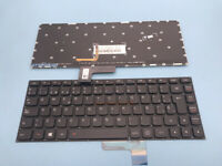 NEW For Lenovo Yoga 500s-13isk 700-14ISK Latin Spanish Keyboard With Backlit