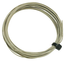 DCC Concepts - DCW-32GY  - 1 x 6m Roll Grey Stranded 32g Decoder Wire - 1st Post