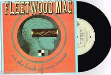 """FLEETWOOD MAC - IN THE BACK OF MY MIND - 7"""" 45 VINYL RECORD w PICT SLV - 1990"""
