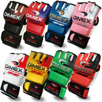 Grappling MMA Gloves Boxing Punch Bag Fight Muay Thai Training All Sizes