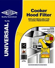 Scholtes Cappa Universale Estrattore grasso & Carbonio Carbone Antiodore Filtri