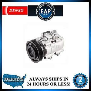 For 2001-2006 Santa Fe 3.5L V6 OEM Denso AC A/C Compressor NEW