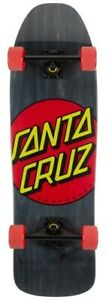 Santa Cruz Complete Cruiser Skateboard Classic Dot 80s