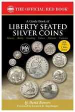 New Official Red Guide Book US Liberty Seated Silver Coins Catalog New Gift