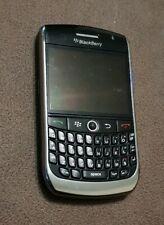 BlackBerry Curve 8900 - Black Smartphone read description A1