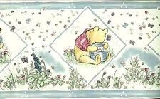 Disney Winnie the Pooh & Friends Hunny Cream Prepasted Wall Border