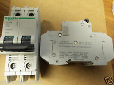 Schneider Electric Multi 9 D 15A C60 240v Type C 2 Pole Circuit Breaker