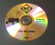 New Tractor Sales DVD for Allis Chalmers D Series D17 D15 -  The Big Race