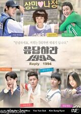 Reply 1994 Korean Drama (5DVDs) Excellent English & Quality!