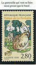 STAMP / TIMBRE FRANCE OBLITERE N° 2959 JEAN DE LAFONTAINE