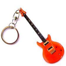 """PRS Carlos Santana""- Portachiavi acciaio - Steel keychain - Acero Llavero"