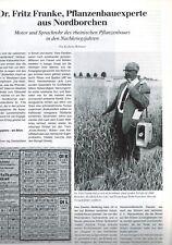 Birkmann, Fritz FRANKE coltivazioni esperto a Borchen, aspetta 106, Paderborn 2000
