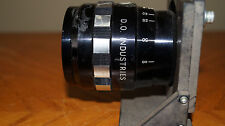 D.O. Industries Vintage 16MM Anamorphic Lens