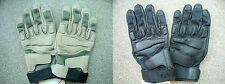 Blackhawk SOLAG Assault leather Gloves w/ KEVLAR (M/L/XL)