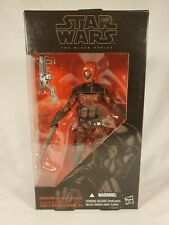 Hasbro Star Wars Black Series 6 Inch #08 Guavian Enforcer NIB Action Figure