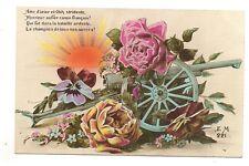 ame d'acier et voix stridente ..... ,canon  roses  ,