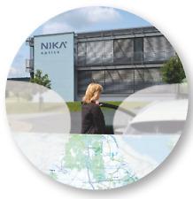 NIKAplus inPRO2 1.60 Kunststoff Gleitsicht Komfort Brillengläser FreeForm
