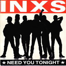 INXS Rock Music Posters