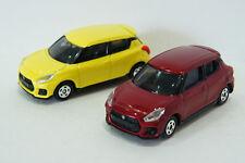 Tomica ~ No.109 SUZUKI SWIFT Sport (初回R) & Yellow  2 cars 1/60